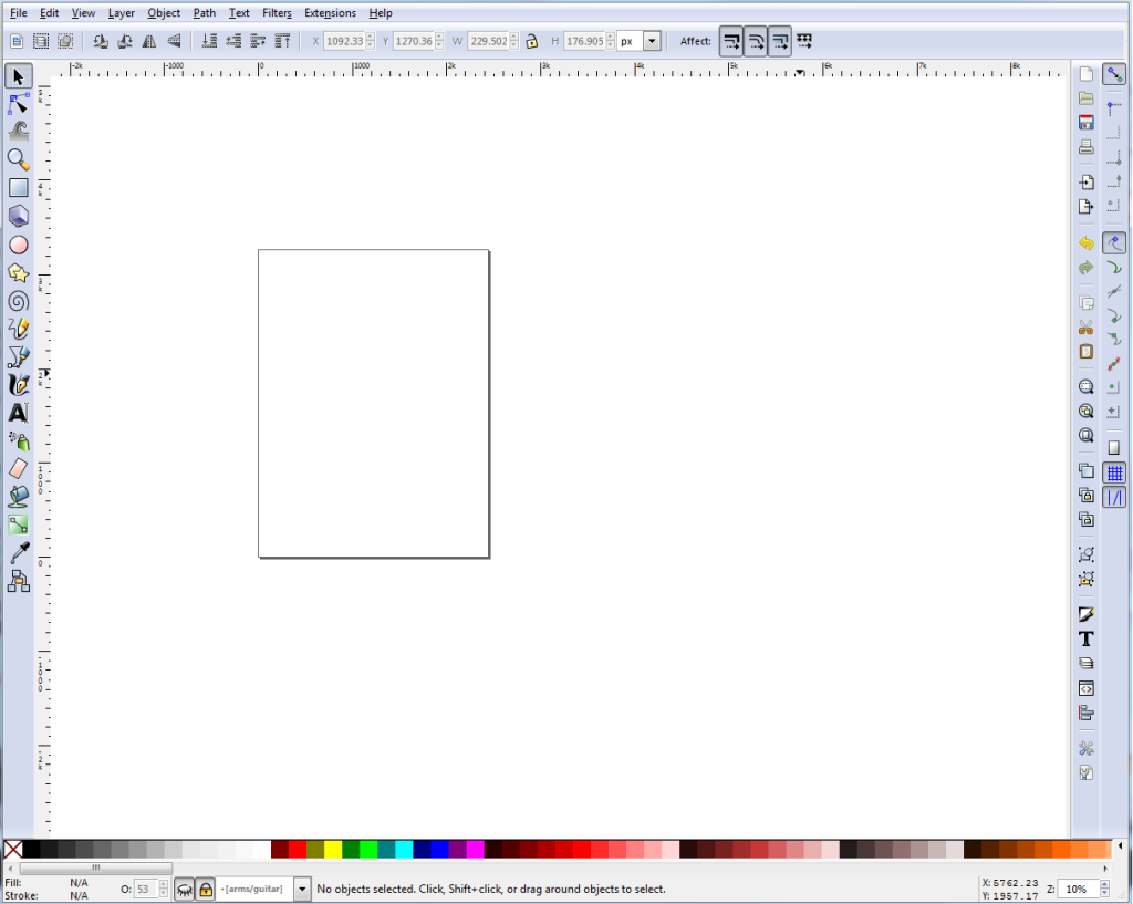 how to cartoonify a picture using inkscape for people who